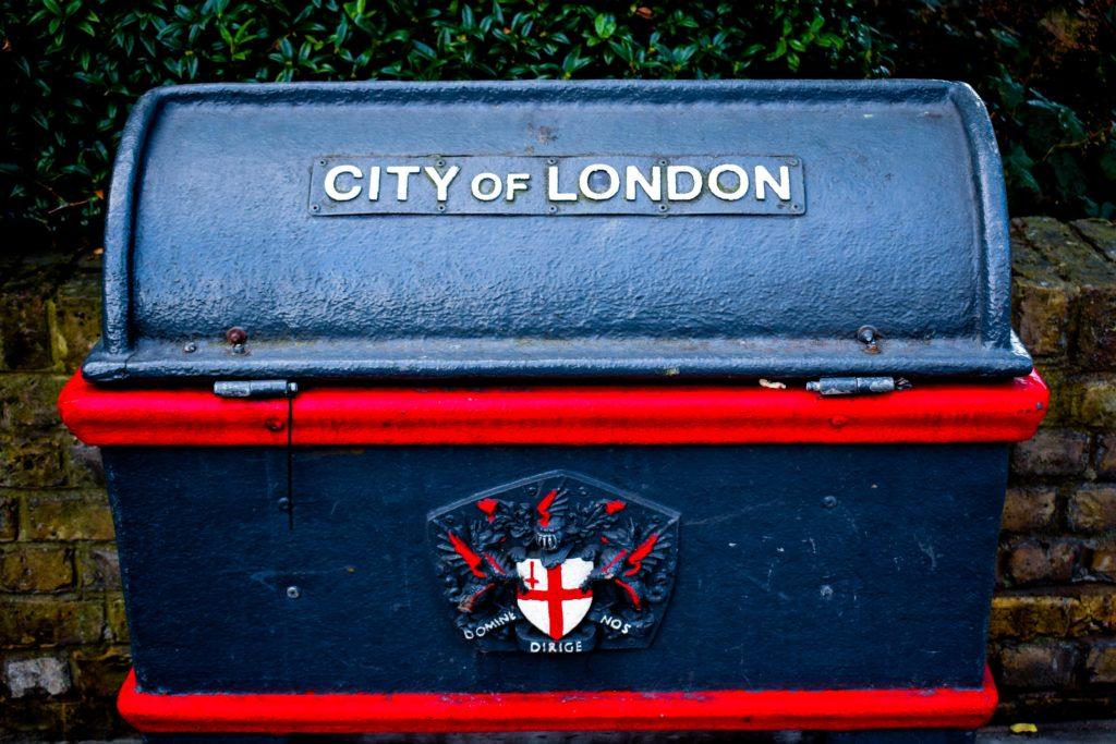 Weekendtur til London